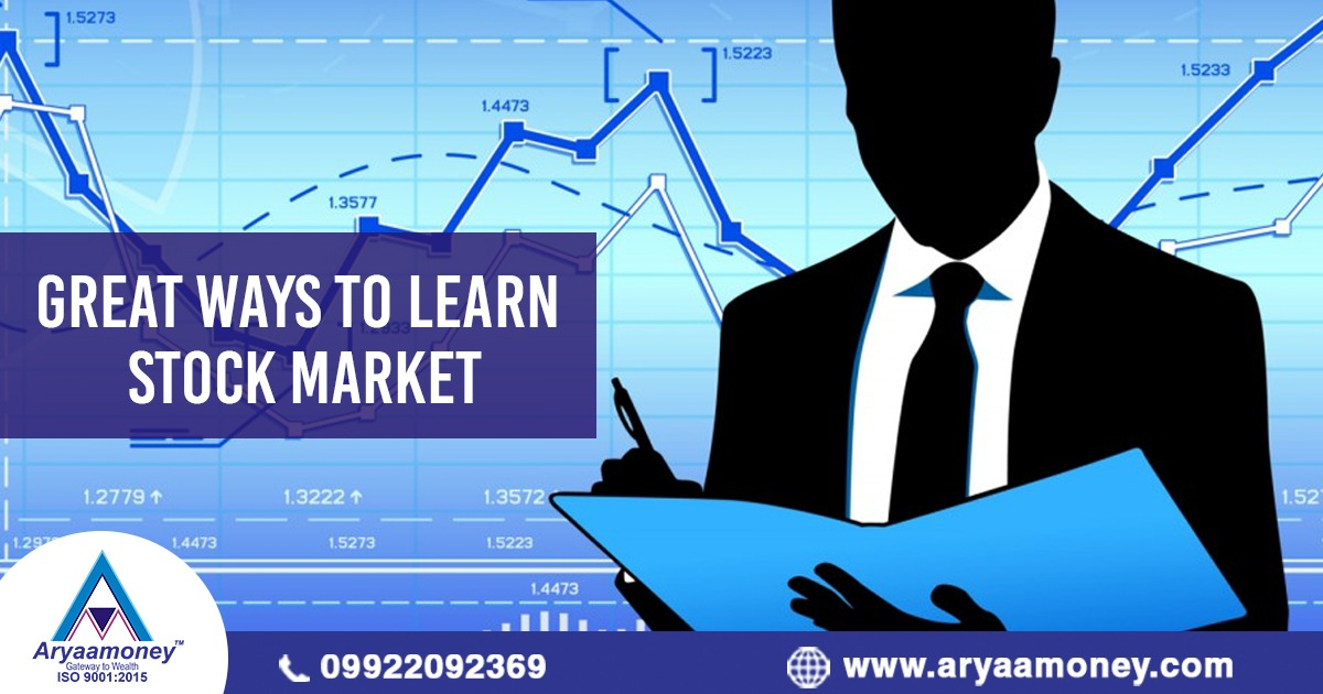 AryaaMoney Learn Stock Market